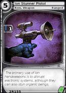 Ion Stunner Pistol (card)