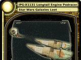 IPG-X1131 LongTail Engine Podracer