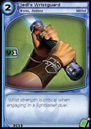 Jedi's Wristguard (card)