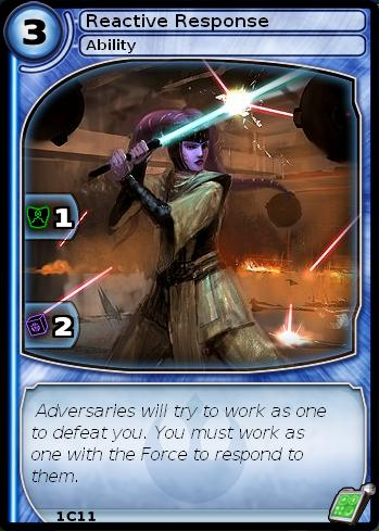 Reactive Response (card)