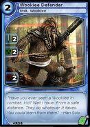 Wookiee Defender (card)