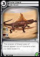 Dune Lizard (card)