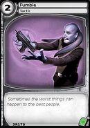 Fumble (card)