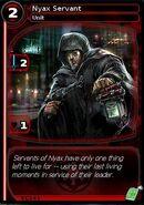 Nyax Servant (card)