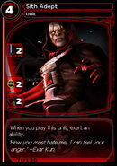 Sith Adept (card)