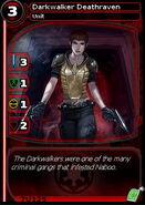 Darkwalker Deathraven (card)