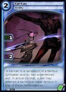 Kai-kan (card)