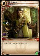 Primacy (card)