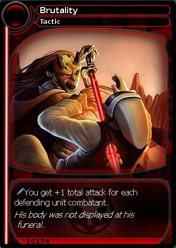 Brutality (card)