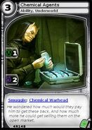 Chemical Agents (card)