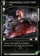 Imperial Navy Comm Chief (card)