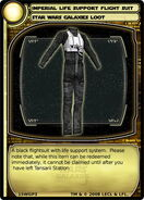 Imperial Life Support Flight Suit (card)