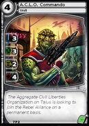 A.C.L.O. Commando (card)