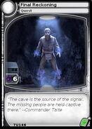 Final Reckoning (card)
