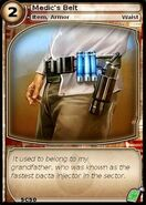 Medic's Belt (card)
