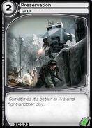 Preservation (card)