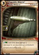 Republic Blaster (card)