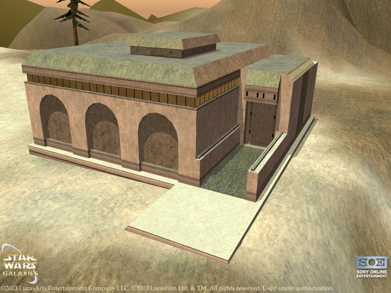 Small Corellia House (Style 1, Floor Plan 2)