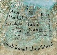 Dathomir regions