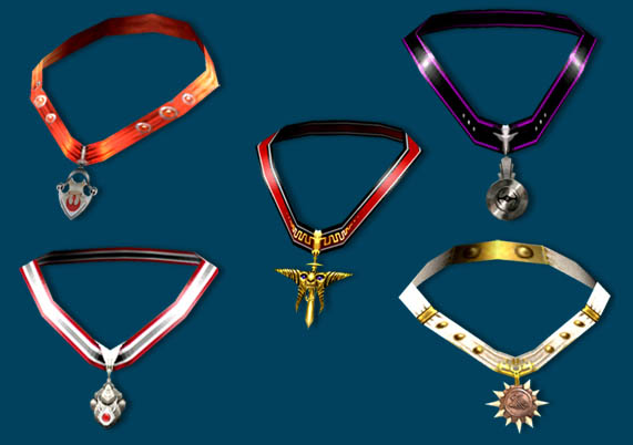 Wearable medals