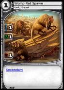 Womp Rat Spawn (card)