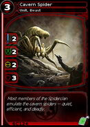 Cavern Spider (card)