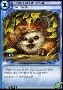 Ewok Forest Scout (card)