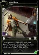 Man Down (card)