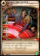 Rebel High General (card)