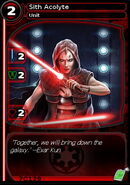 Sith Acolyte (card)