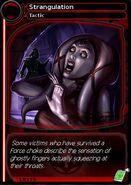 Strangulation (card)
