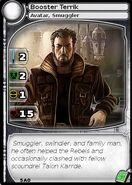 Booster Terrik (Avatar) (card)