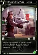 Imperial Surface Marshal (card)