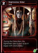 Nightsister Elder (card)