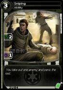 Sniping (card)
