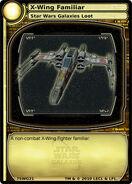 X-Wing Familiar (card)
