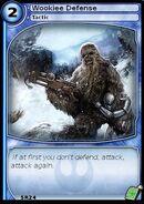 Wookiee Defense (card)