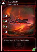 Lava Skiff (card)