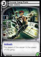 Swoop Gang Punk (card)