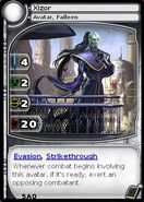 Xizor (Avatar) (card)