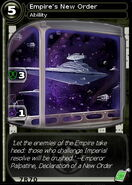 Empire's New Order (card)