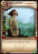 Rebel Corporal (card)