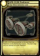 GPE-3130 Podracer (card)