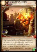 Surgical Demolitions (card)