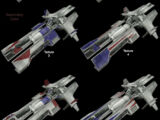 Rihkxyrk Attack Ship Chassis Blueprints Style 4