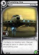 Punishing One (card)