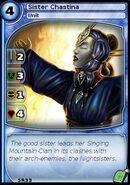 Sister Chastina (card)