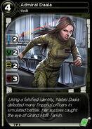 Admiral Daala (card)