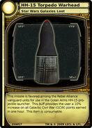 HH-15 Torpedo Warhead (card)