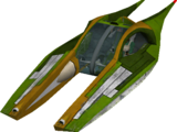 Koro-2 Exodrive Airspeeder